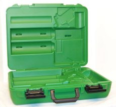 Molded Carrying Case for Foam Products #000CS01